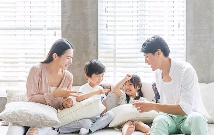 bộ 5 khóa học nuôi dạy con