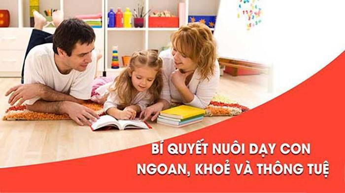 khóa học nuôi dạy con